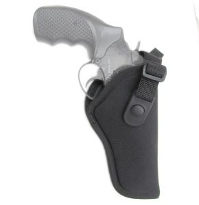 Gunmate Black Hip Holster Size 20 Fits Small Revolvers