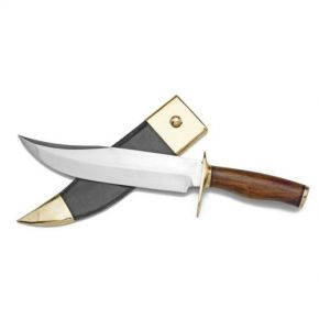 Old West Early American Bowie Knife