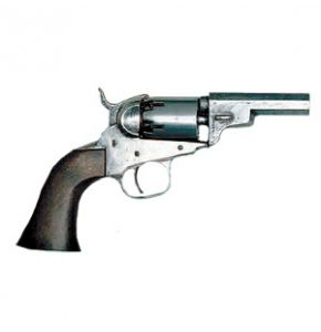 M1849 Pocket Revolver Non-Firing Replica