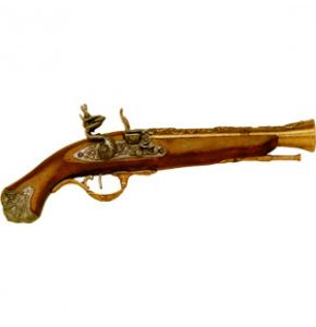 British Blunderbuss Brass Non-Firing Replica