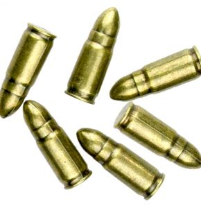 Replica P08 Luger Bullets Set of 6