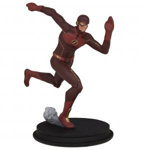 DC CW Vixen The Flash Statue