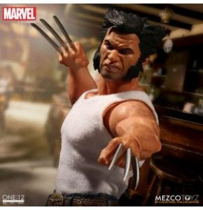 Marvel One:12 Collective Logan Figure
