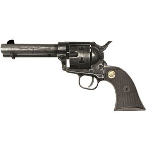 M1873 9mm Fast Draw Top-Firing Blank Revolver