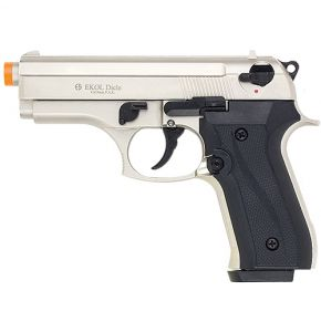 EKOL Dicle 8000 Satin 9mm Front Firing Blank Gun
