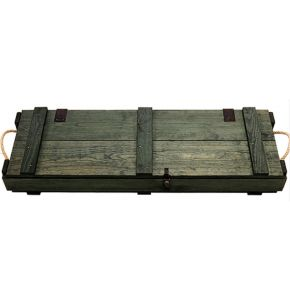Russian AK-47 Wooden Crate