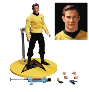 One:12 Collective Star Trek Kirk Action Figure