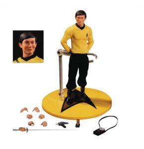 One:12 Collective Star Trek Sulu Action Figure