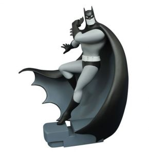 Batman The Animated Series Black and White Statue SDCC 2016 Exclusive