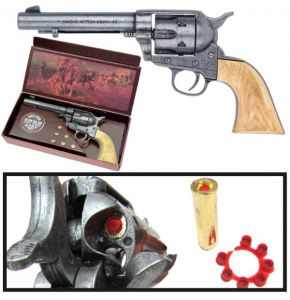 John Wayne M1873 Army Cap Gun Six Shooter