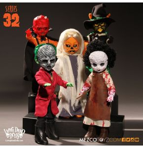 Living Dead Dolls Series 32 Halloweens of Yesteryear