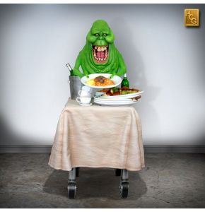 Ghostbusters 1:4 Scale Slimer Statue