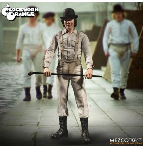 A Clockwork Orange Alex DeLarge 12 Inch Action Figure