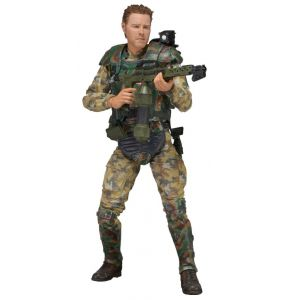 Aliens Series 2 Colonial Marine Sgt. Windrix Action Figure