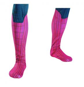 Amazing Spider Man Adult Boot Covers