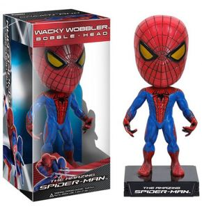Amazing Spider-Man Movie Wacky Wobbler Bobble Head