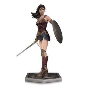 Justice League 1/6 Scale Movie Wonder Woman Statue