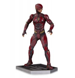 Justice League 1/6 Scale Movie The Flash Statue