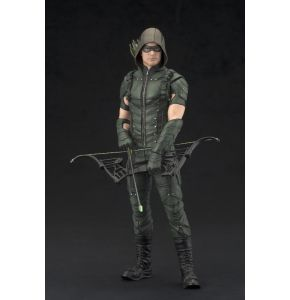 Arrow TV Series Green Arrow 1/10 Scale ArtFX+ Statue