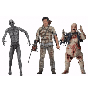 Ash vs Evil Dead Series 2 Action Figure Set of 3