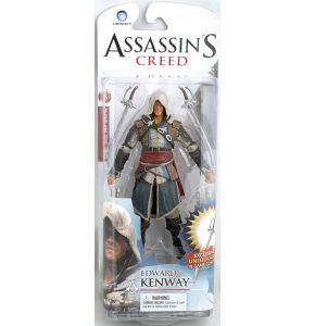 Assassins Creed Edward Kenway Series 1 Action Figure