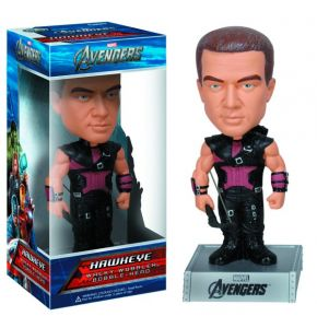 Avengers Movie Hawkeye Wacky Wobbler Bobble Head