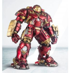 Avengers Iron Man Mark XLIV Hulk Buster 1/12 Scale Die-Cast Figure