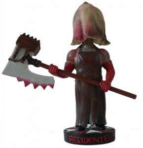 Resident Evil Afterlife Axeman BobbleHead