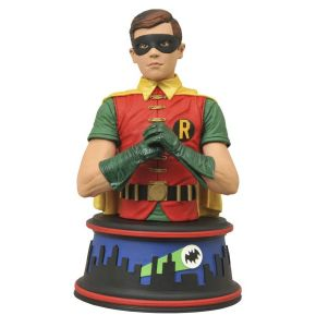Batman 1966 TV Series Robin Bust - Burt Ward