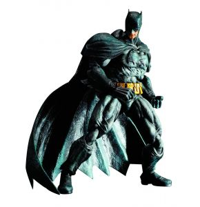 Batman Arkham City Dark Knight Returns Play Arts Kai Figure Ver