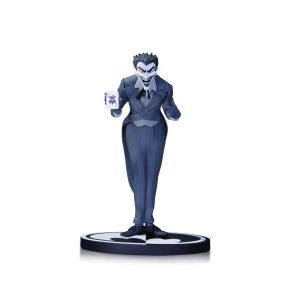 Batman Black & White Statue The Joker - Dick Sprang