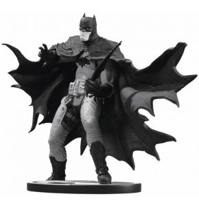 Batman Black & White Batman Statue - Rafael Grampa