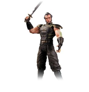 Batman Arkham City Series 3 Ras Al Ghul Action Figure