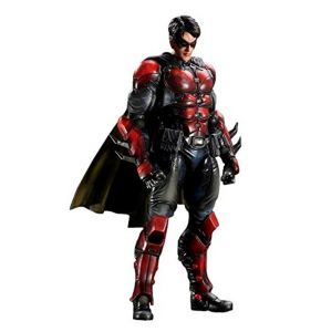 Batman Arkham Origins Play Arts Kai Robin Action Figure