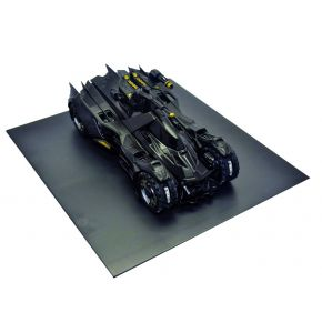 Batman Auto Fig Mag Special Arkham Knight Batmobile