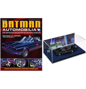 Batman Auto Fig Coll Mag #2 Batmobile 1966 TV Series