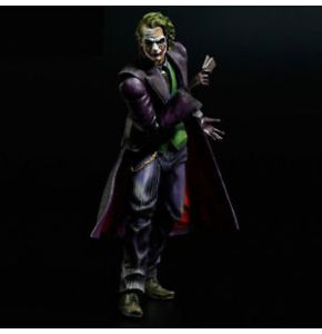 Batman Dark Knight Trilogy The Joker Play Arts Kai Action Figure