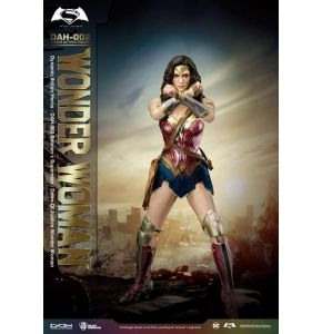 Batman v Superman DAH-002 Dynamic 8Ction Heroes Wonder Woman PX Figure