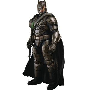 BvS Dynamic 8ction DAH-005 Damaged Armored Batman PX Figure