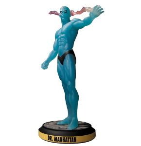 Before Watchmen Dr. Manhattan Statue