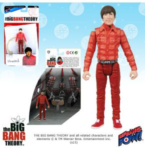 The Big Bang Theory 3.75in Howard Figure