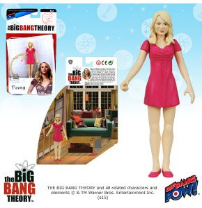 The Big Bang Theory 3.75in Penny Figure