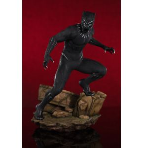 Black Panther Movie ArtFx Statue