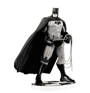 Batman Black & White Batman Statue by Frank Miller 2nd Edition