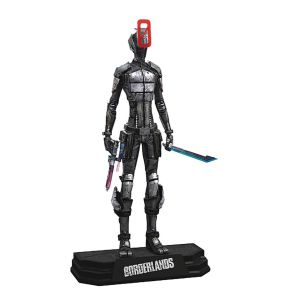 Borderlands 2 Zer0 Action Figure