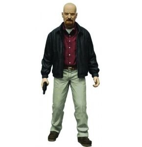 Breaking Bad Heisenberg PX Red Shirt Action Figure