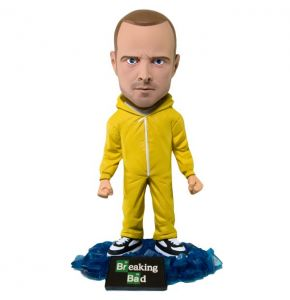 Breaking Bad Jesse Pinkman in Hazmat Suit 6-In Bobblehead