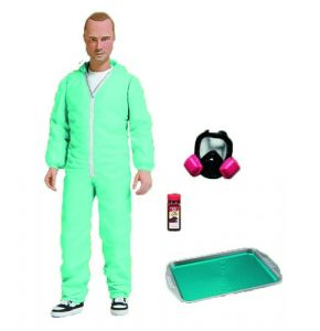 Breaking Bad Jesse Pinkman PX Hazmat Action Figure