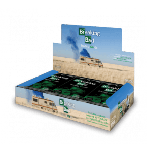 Breaking Bad Trading Cards Box