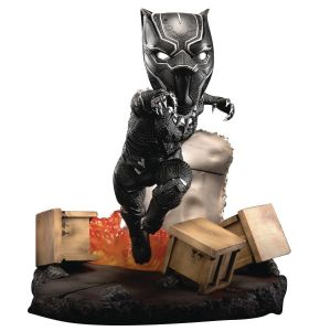 Captain America Civil War EA-028 Black Panther PX Action Figure